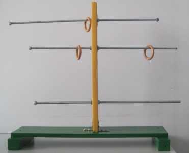 Árbol neurológico para trabajo de miembro superior. Realizado por los alumnos de PCPIE del CEE Andrés Muñoz Garde