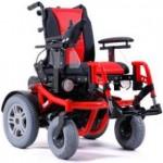 Silla de ruedas pediátrica eléctrica (MedicalExpo)
