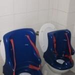 Adaptador de baño con control de tronco