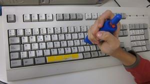 Puntero como acceso al teclado