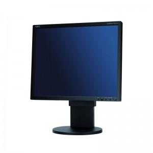 El monitor de gran tamaño permite ampliar las imágenes con buena resolución.