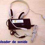 A través del micrófono se emite un fonema y se activa la acción del clic