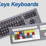 Es un teclado simplificado de teclas grandes. Está dirigido a personas con dificultades de movilidad, temblor en las manos, dislexia y otros déficits. Además es una herramienta de apoyo para niños que están aprendiendo el alfabeto y que tienen dificultad para concentrarse en el teclado