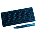 Estos teclados son muy útiles para aquellas personas que tienen movilidad reducida o para su uso con una sola mano.