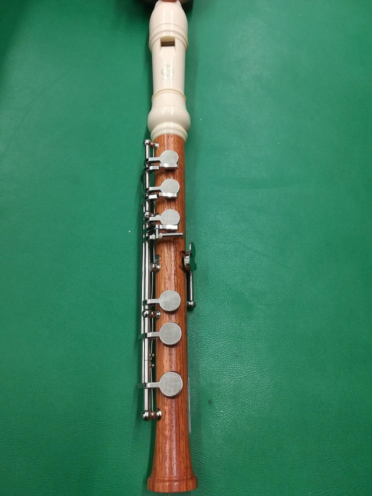 flauta adaptada